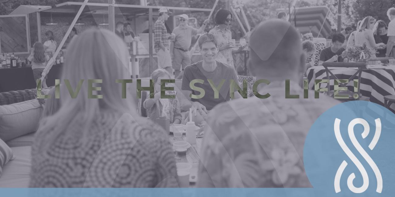 live the sync life - sync sity